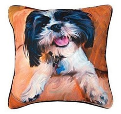 Dog and Cat Decor Pillows