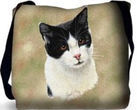 Cat Breed Tote Bags