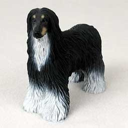 Raining Cats and Dogs | Afghan Hound Figurine