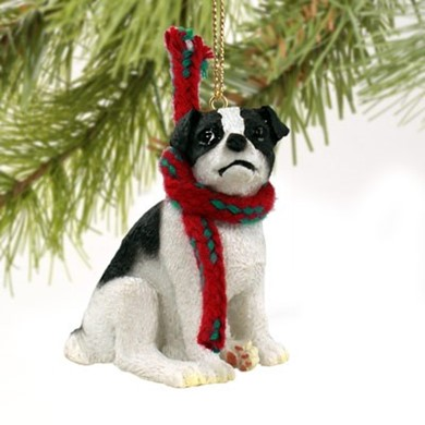 Raining Cats and Dogs | Jack Russell Terrier Christmas Ornament