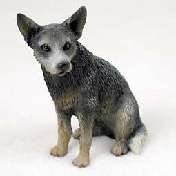 Raining Cats and Dogs | Australian Cattle Dog Figurine