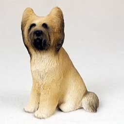 Raining Cats and Dogs | Briard Figurine