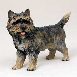 Raining Cats and Dogs | Cairn Terrier Figurine