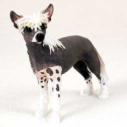 Raining Cats and Dogs | Chinese Crested Figurine