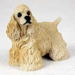 Raining Cats and Dogs | Cocker Spaniel Figurine