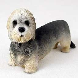 Raining Cats and Dogs | Dandie Dinmont Figurine