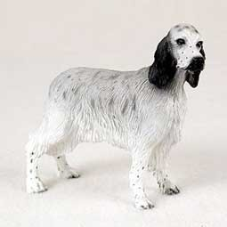 Raining Cats and Dogs | English Setter Figurine