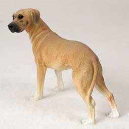 Raining Cats and Dogs | Great Dane Figurine