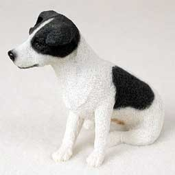 Raining Cats and Dogs | Jack Russell Figurine