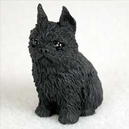 Raining Cats and Dogs | Brussels Griffon Tiny One Figurine