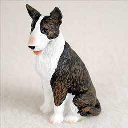 Raining Cats and Dogs | Bull Terrier Tiny One Dog Figurine