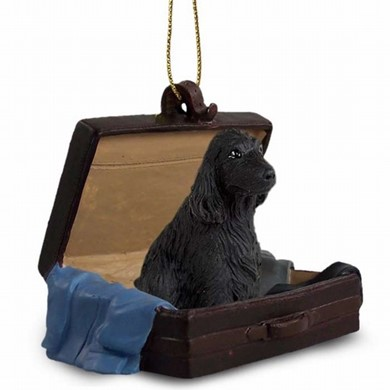 Raining Cats and Dogs | English Cocker Traveling Companion Ornament