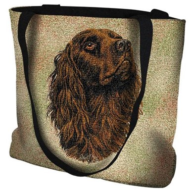 Raining Cats and Dogs | Boykin Spaniel Tote Bag