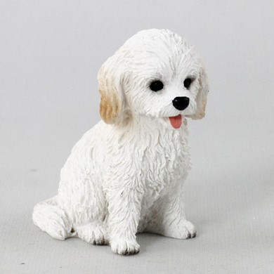 Raining Cats and Dogs | Cockapoo Tiny One Dog Figurine