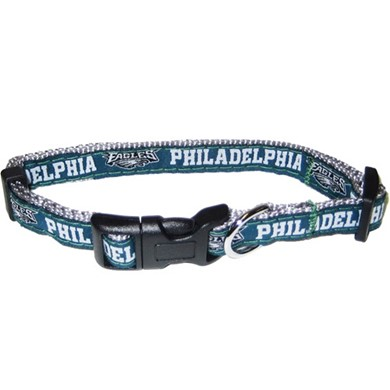 Raining Cats and Dogs | Philadelphia Eagles NFL Dog Collar