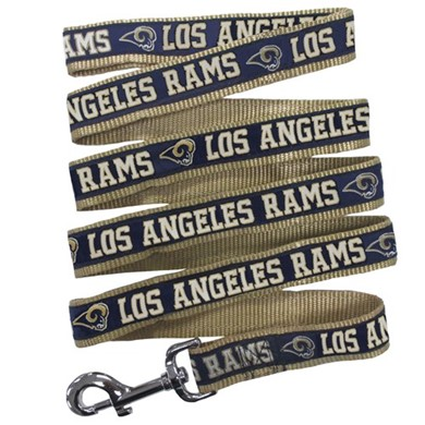 Raining Cats and Dogs | Los Angeles Rams Dog Lead