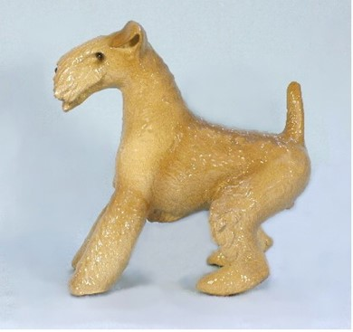 Raining Cats and Dogs | Lakeland Terrier Limited Edition Dog Figurine