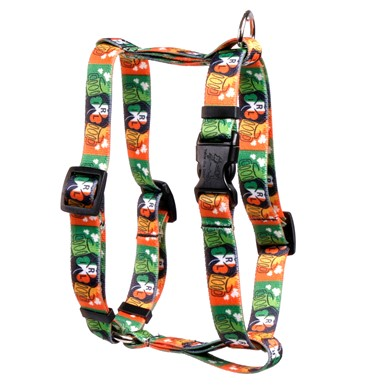 Raining Cats and Dogs l Glass Half Full Harness