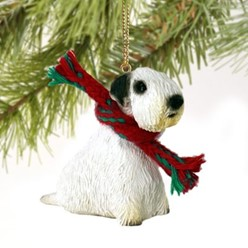 Sealyham Terrier Christmas Ornament