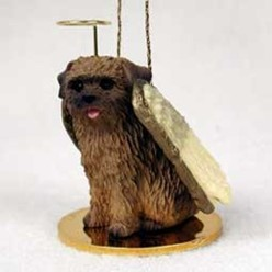 Norfolk Terrier Angel Ornament