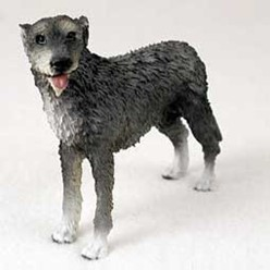 Irish Wolfhound Figurine