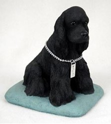 Cocker Spaniel My Dog Figurine