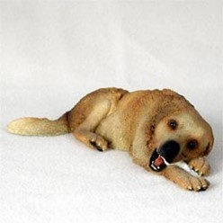 Golden Retriever My Dog Figurine