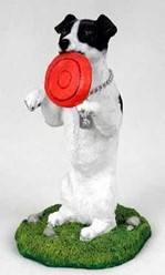 Jack Russell My Dog Figurine