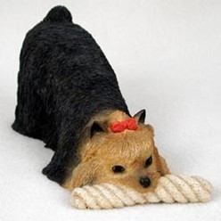 Yorkie My Dog Figurine