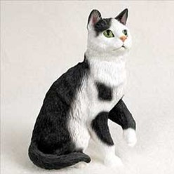 Cat Breed Figurines Cat Statues Cat Gifts