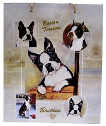 Boston Terrier Gift Bag