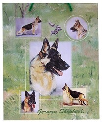 German Shepherd Gift Bag