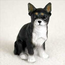 Chihuahua Tiny One Dog Figurine