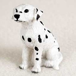 Dalmatian Tiny One Dog Figurine