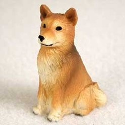 Finnish Spitz Tiny One Figurine