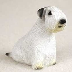 Sealyham Terrier Tiny One Dog Figurine