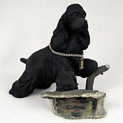 Cocker Spaniel Special Edition My Dog Figurine