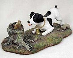 Jack Russell Special Edition My Dog Figurine