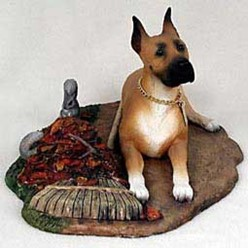 Great Dane Special Edition My Dog Figurine