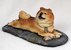 Chow Special Edition My Dog Figurine