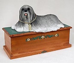 Lhasa Apso Special Edition My Dog Figurine