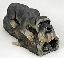 Giant Schnauzer Special Edition My Dog Figurine