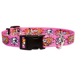 Luv My Dog Pink Collar