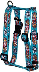 Luv My Dog Blue Harness, Made in the USA