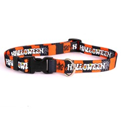 Happy Halloween Collar