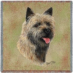 Cairn Terrier Throw