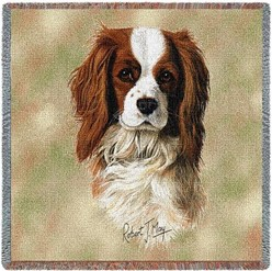 Cavalier King Charles Throw