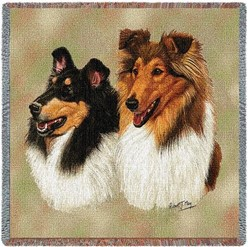 Collies Throw