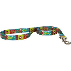 Retro Christmas Leash
