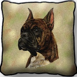 Boxer Pillow, Made in the USA